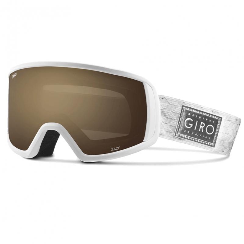 640a23f334ca Giro Gaze Womens Ski Goggles White Shimmer AR