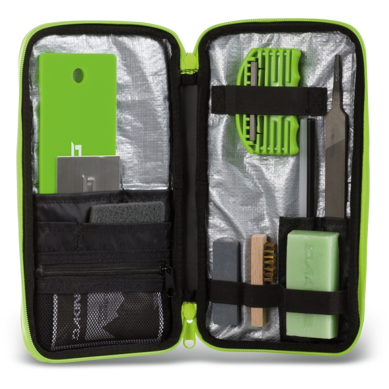 Dakine Deluxe Tune Kit For Skis and Snowboards
