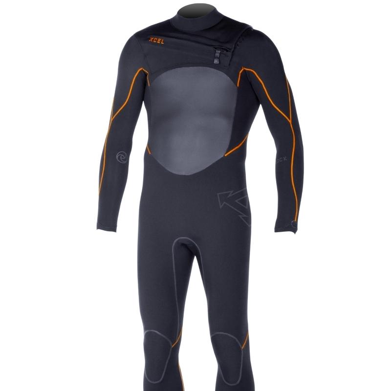 Xcel 4/3mm Drylock Powerseam Wetsuit