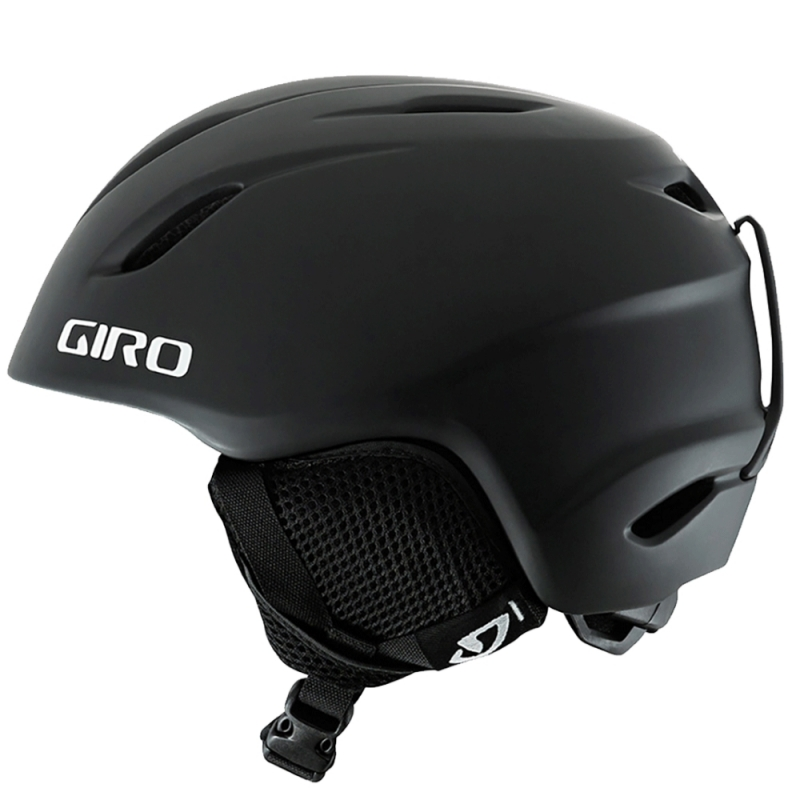 Giro Launch Youth Ski Snowboard Helmet Matt Black