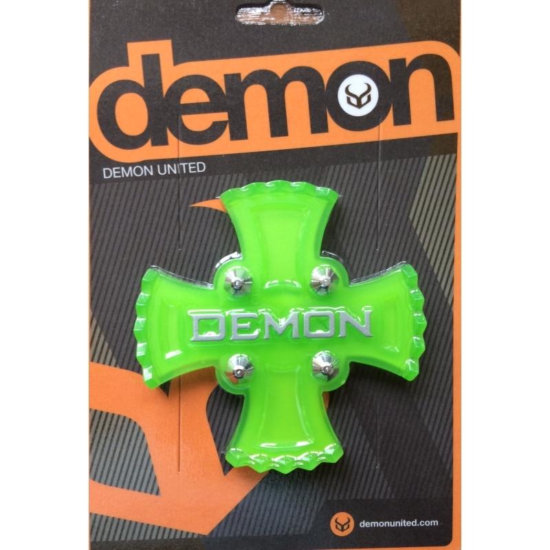 Demon Zeus Snowboard Stomp Pad Green