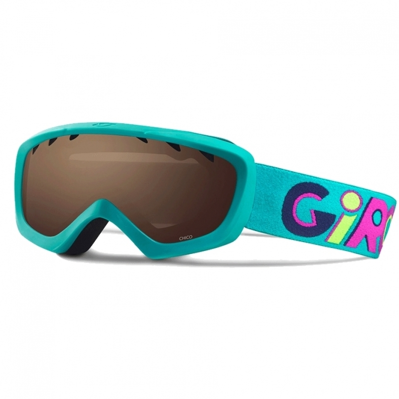 Giro Chico Kids Ski Goggles Aqua Wild Girlz