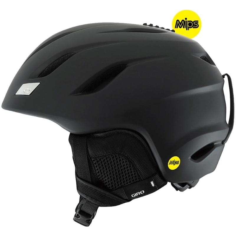 Giro Nine MIPS Mens Ski Snowboard Helmet Matt Black