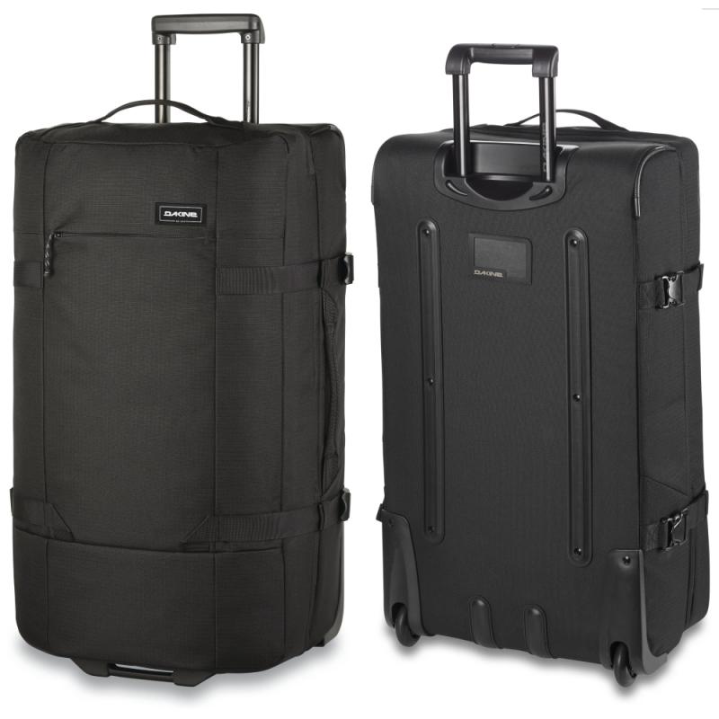 Dakine Split Roller EQ 100L Wheeled Travel Bag Black