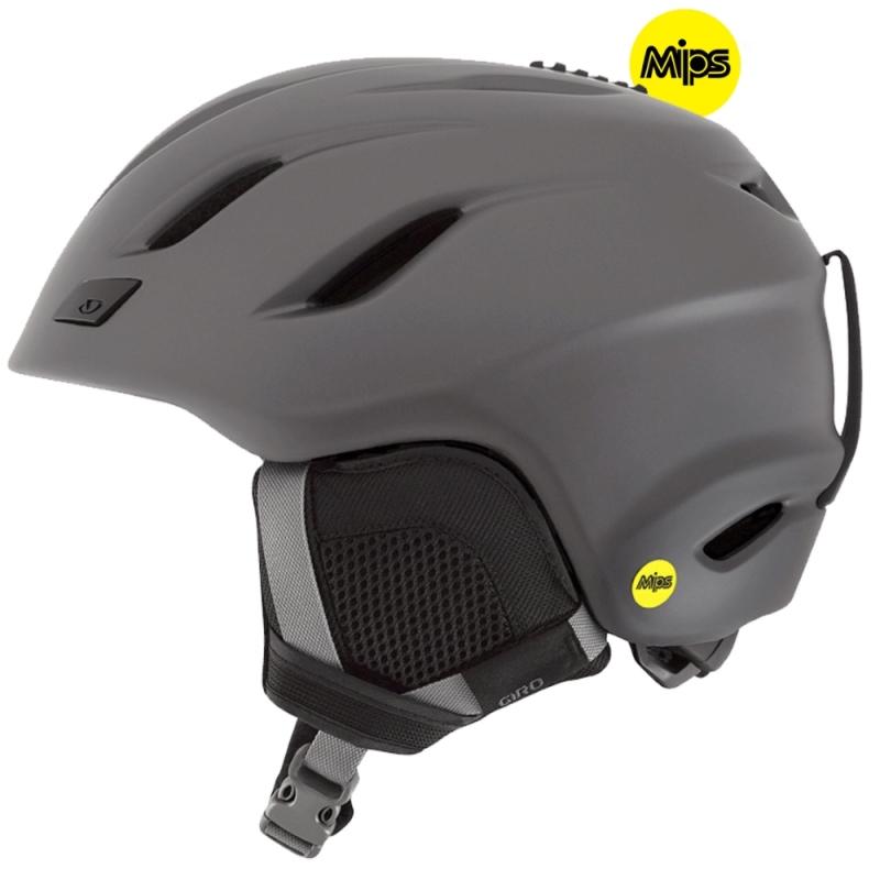Giro Nine MIPS Mens Ski Snowboard Helmet Matt Ti Grey