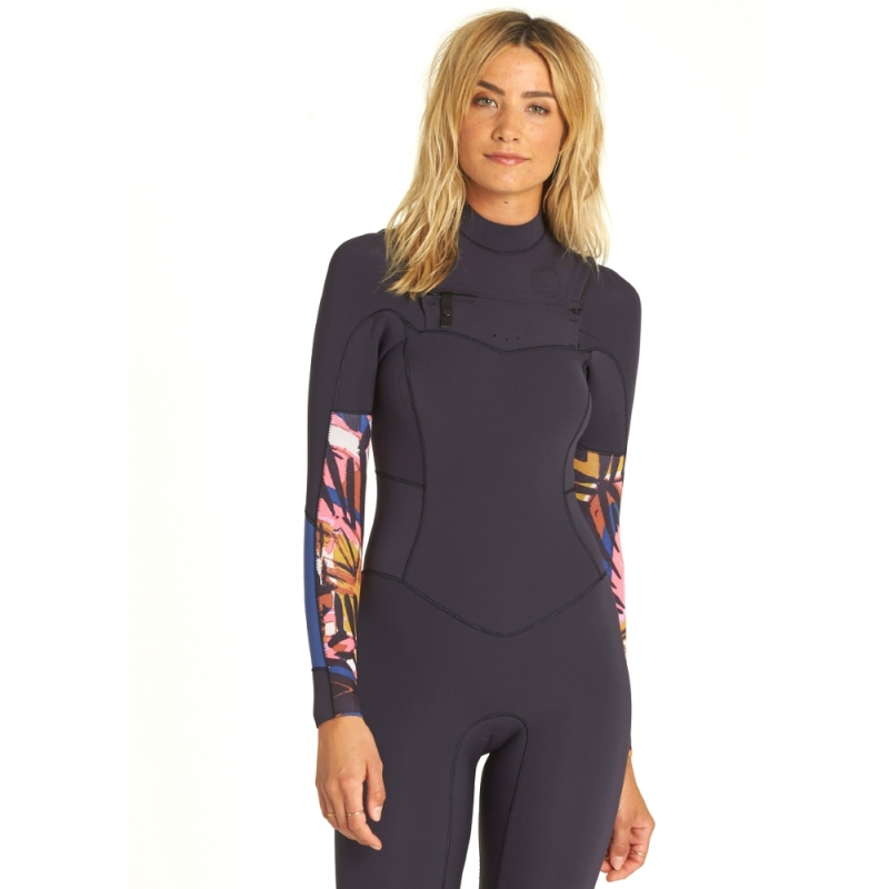 Billabong 3/2mm Womens Salty Dayz Wetsuit Tribal