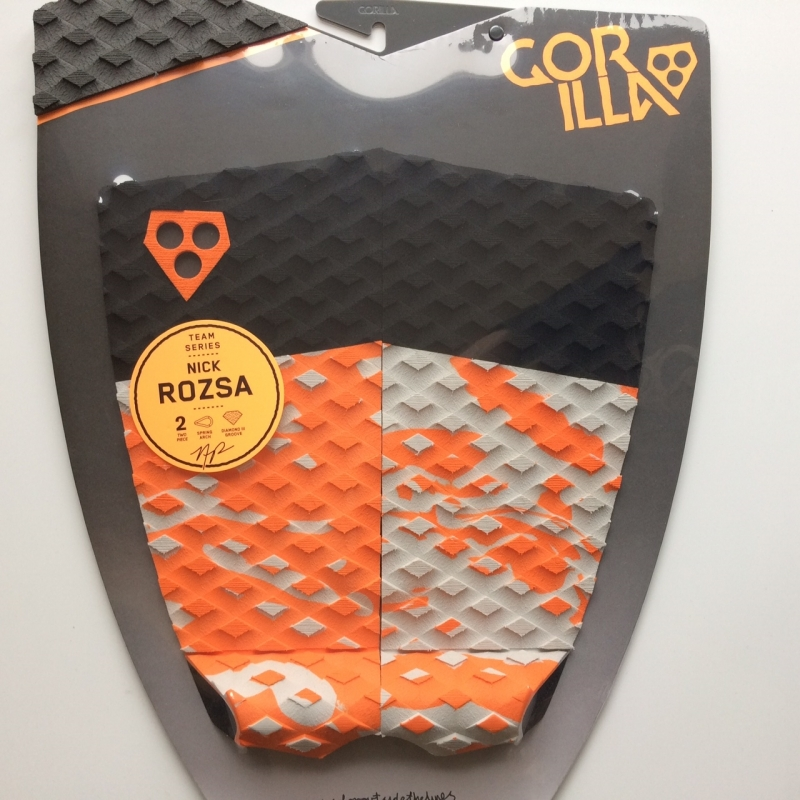 Gorilla Rozsa Surfboard Tail Pad Blob