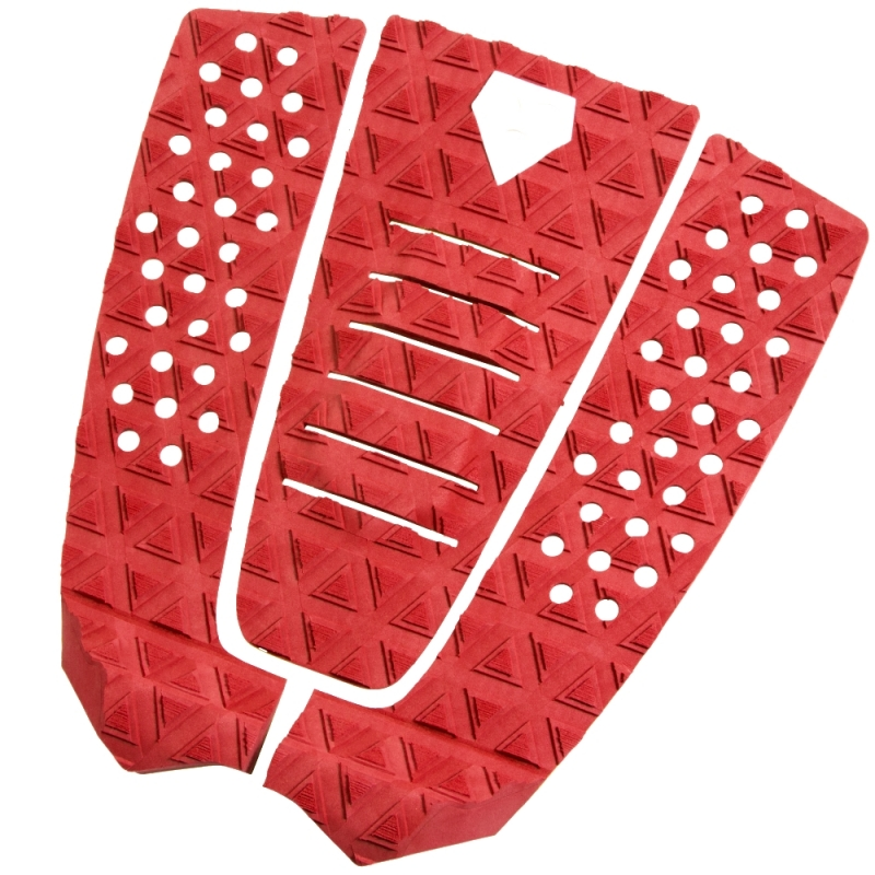Gorilla The Jane Surfboard Tail Pad Dust Red