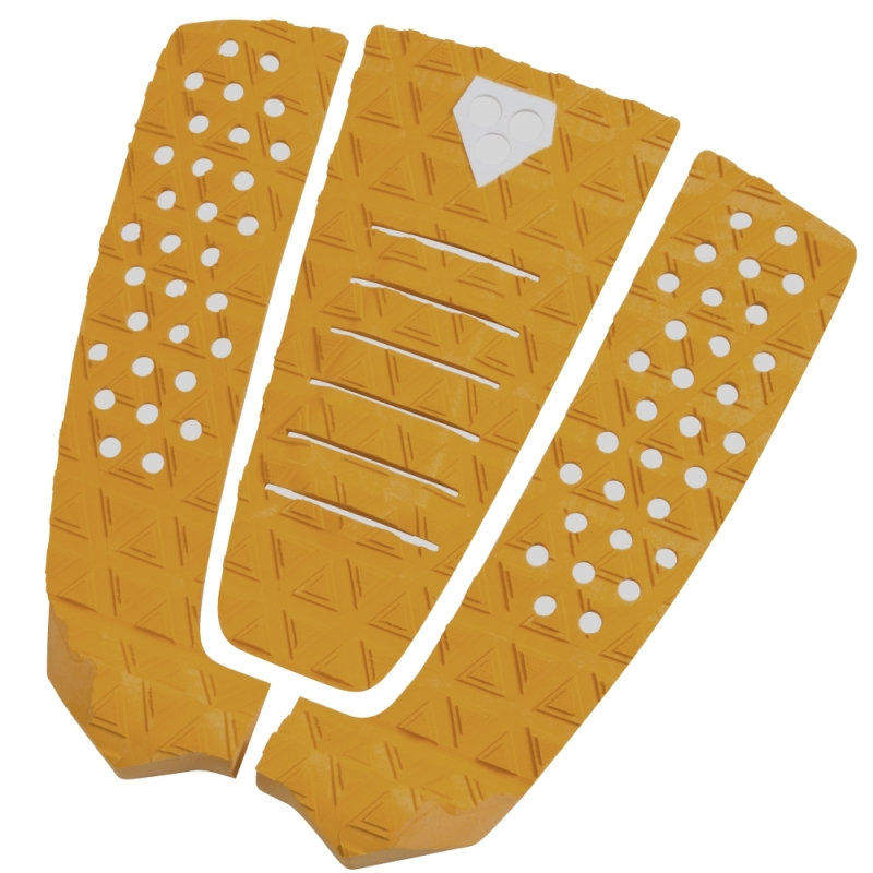 Gorilla The Jane Surfboard Tail Pad Mustard Yellow