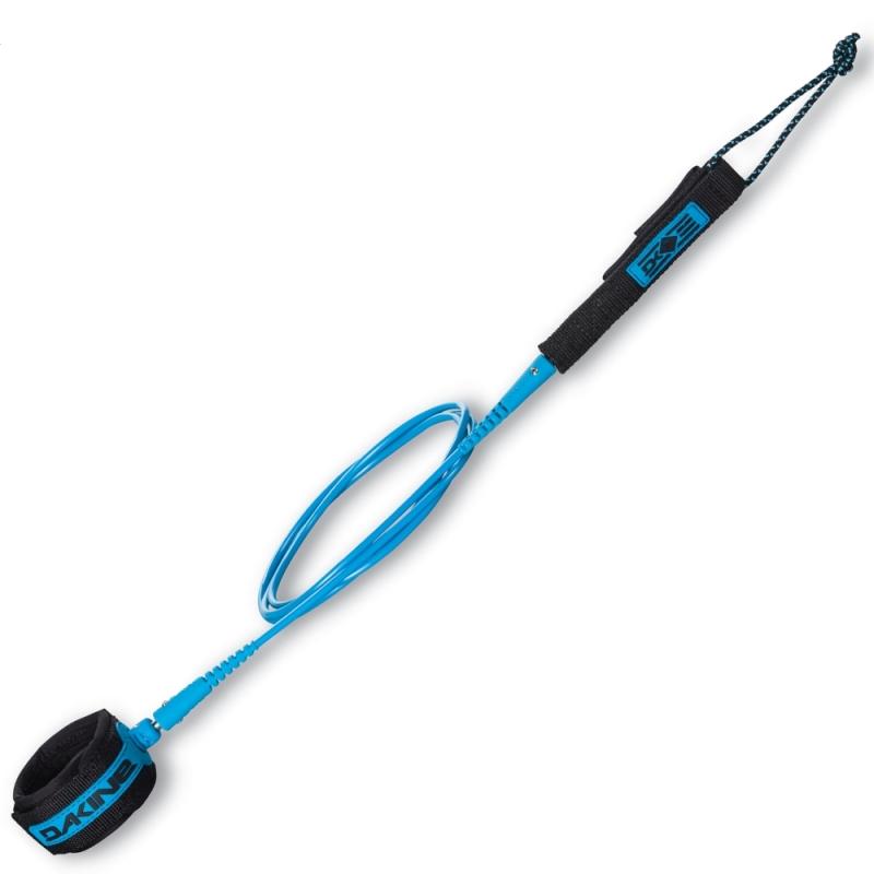Dakine JJF Kainui 6ft Surfboard Leash Black Blue