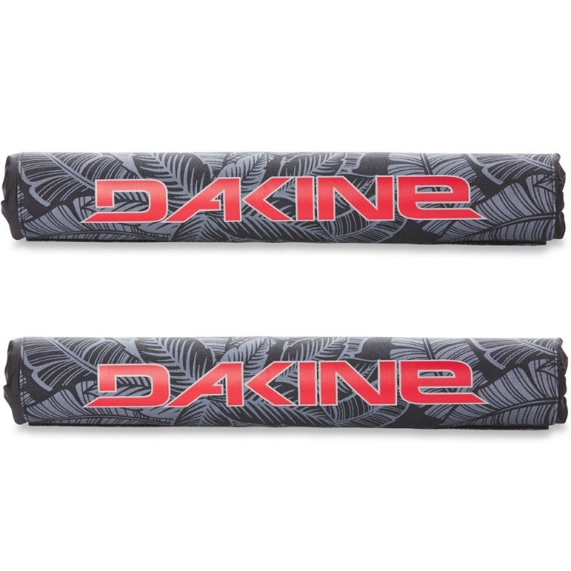 Dakine Roof Bar Pads for Surfboards Stencil Palm