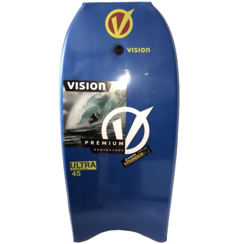 Vision Ultra Bodyboard 45 Inch Blue