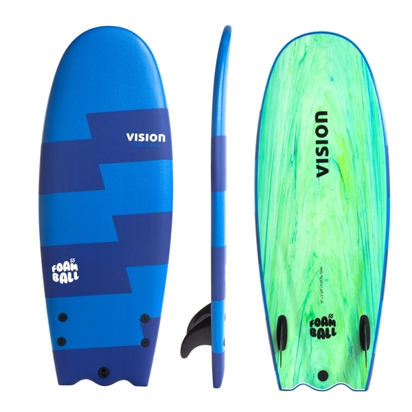 Vision Foamball 55 Inch Soft Surfboard