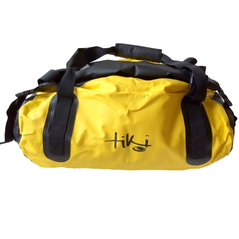 Tiki Wetsuit 60 Litre Dry Bag Yellow