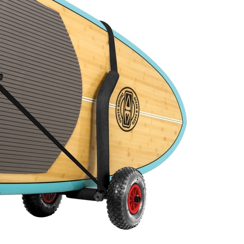 Ocean Earth Double SUP Trolley