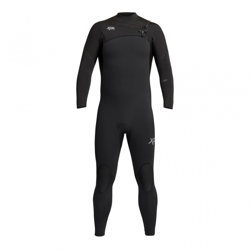 Xcel Wetsuits Comp 3/2mm Chest Zip Wetsuit
