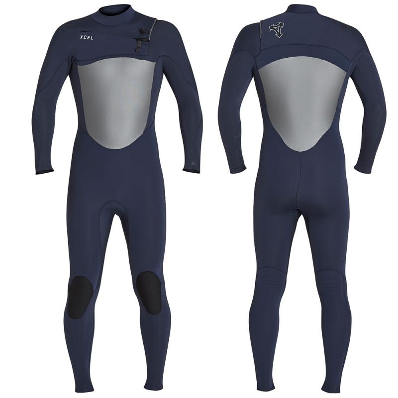 Xcel Wetsuits Infiniti 3/2mm Ltd Ed Wetsuit Ink Blue
