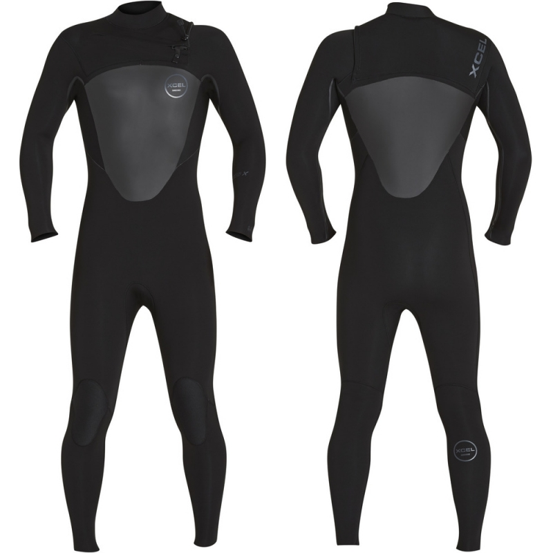 Xcel Wetsuits 4/3mm Axis X Wetsuit