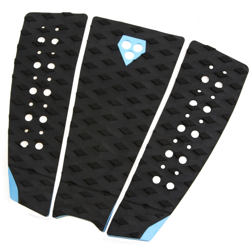 Gorilla Phat 3 Surfboard Tail Pad Black Sky