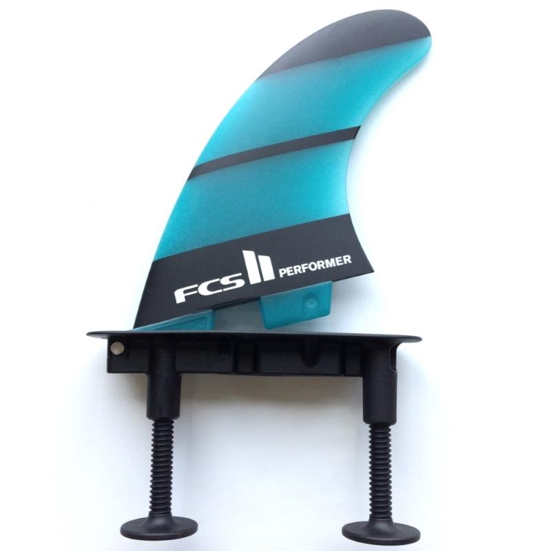 FCS II Soft Surfboard Plug Set