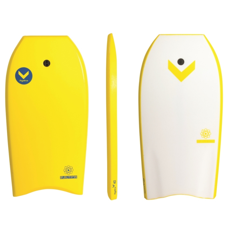 Hydro Electron Bodyboard 42 Inch Yellow White