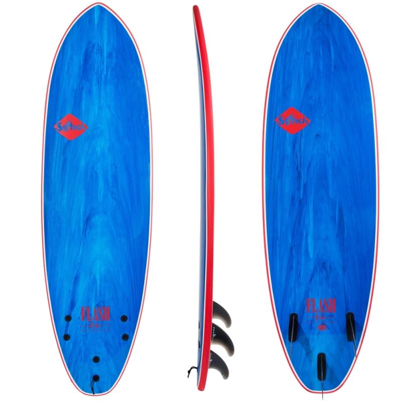 Softech Eric Geiselman Flash 6ft Soft Surfboard