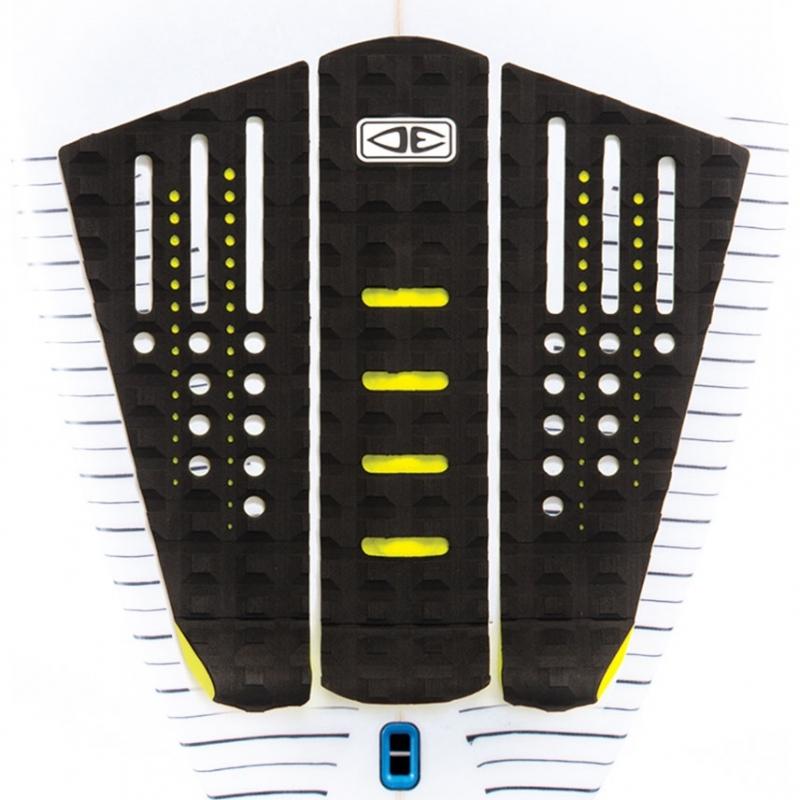 Ocean Earth Line Up Surfboard Tail Pad Black