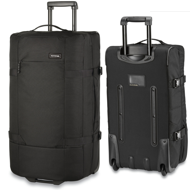 Dakine Split Roller EQ 75L Wheeled Travel Bag Black