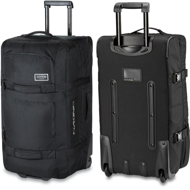 Dakine Split Roller EQ 110L Wheeled Travel Bag Black