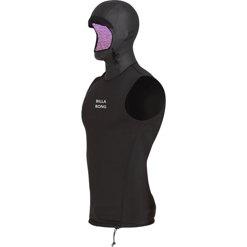 Billabong Furnace Thermal Hooded Vest