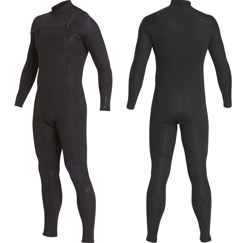 Billabong 5/4mm Furnace Absolute Wetsuit CZ Black