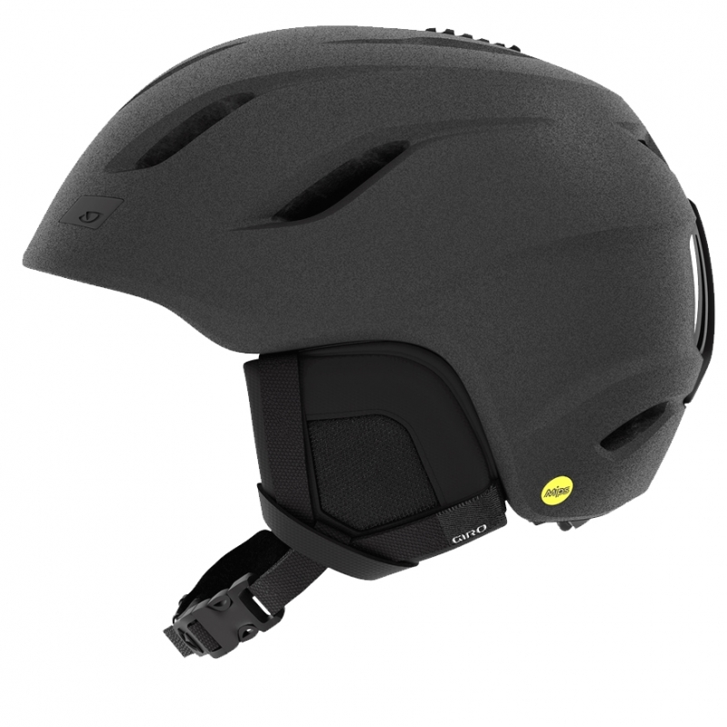 Giro Nine MIPS Mens Ski Snowboard Helmet Matt Graphite