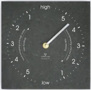 Ashortwalk Recycled Tide Clock