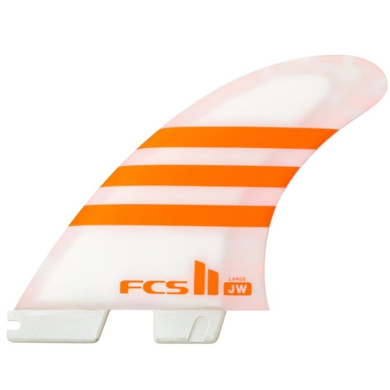 FCS II JW Aircore Surfboard Fins Large