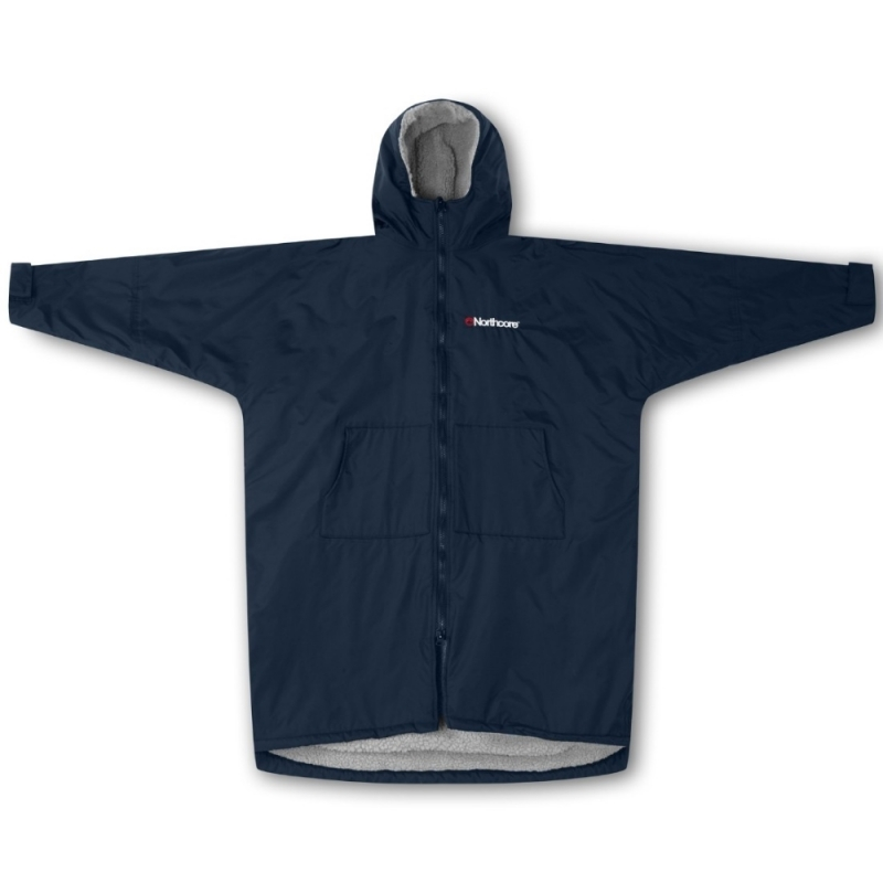 Northcore Beach Basha Sport Changing Robe Blue