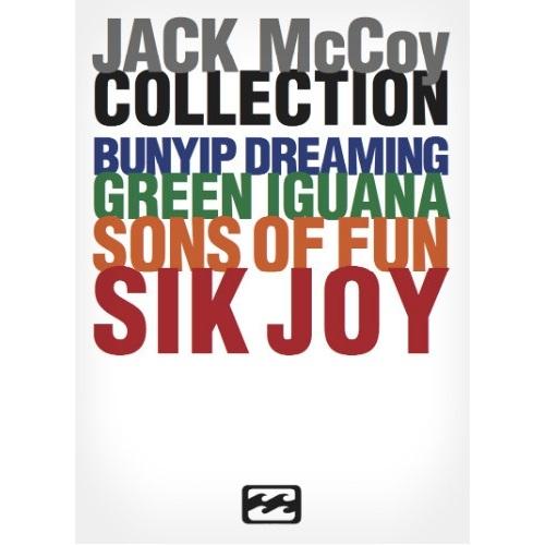 Billabong Jack McCoy Pack Surf DVD - 4 DVD Box Set
