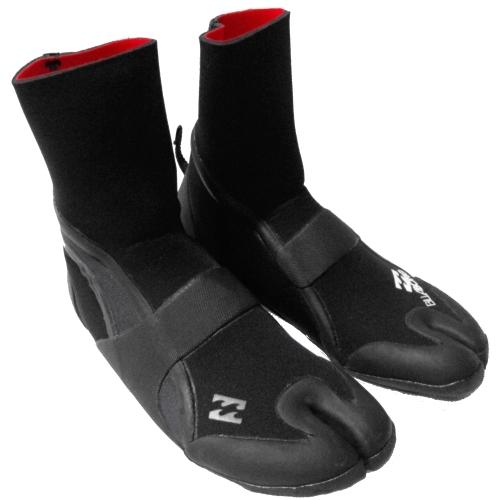 Billabong Mens 5mm Foil Wetsuit Boots GBS