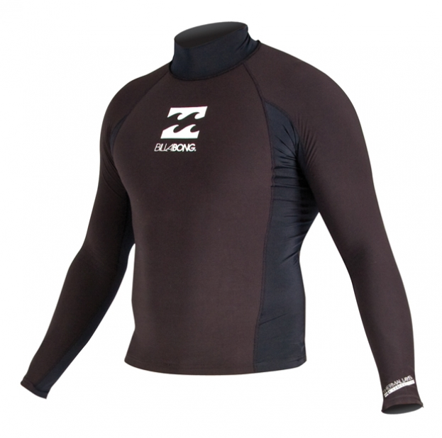 Billabong Furnace Long Sleeved Thermal polypro Rash Vest