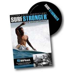 Surf Stronger The Surfers Workout Fitness DVD