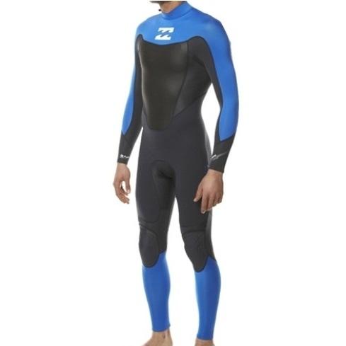 Billabong 3/2 mm Boys Foil Summer Wetsuit Flatlocked