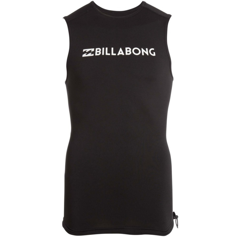 Billabong Furnace Sleeveless Thermal Polypro Rash Vest
