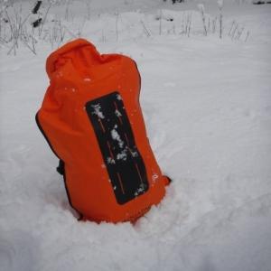 Aquapac 771 Noatak Waterproof Backpack 25 Litre Orange