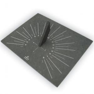 Ashortwalk Recycled Sundial